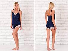 Пижама шелковая, фото 3