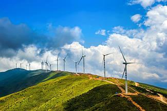 Строительство солнечных и ветряных электростанций, гидроэлектростанций