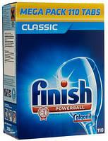 FINISH Classic таб. для посудом. машины, 110 шт.