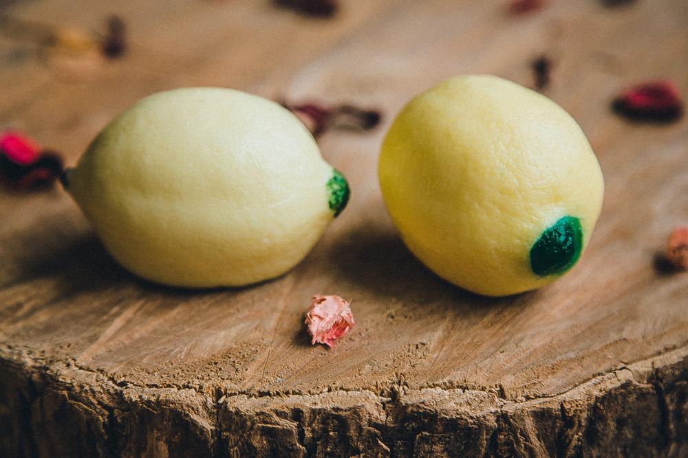 Мыло ручной работы Солнечный лимон