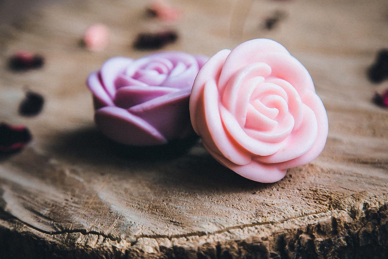 Мыло ручной работы Роза волыни