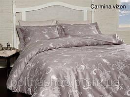 """Комплект постельного белья FIRST CHOICE Сатин """"Carmina vizon!"""" Семья"""