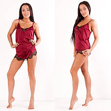 Пижама с кружевом , фото 3