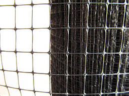 Сетка для птиц. 1м х 50м. Ячейка 12х14мм. Птичка (Для ограждения птицы и защиты ягод)., фото 3