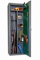 Сейф оружейный SAFETRONICS MAXI 5PE/K4