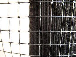 Сетка для птиц. 1м х 100м. Ячейка 12х14мм. Птичка (Для ограждения птицы и защиты ягод)., фото 3