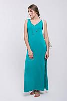 Платье в пол PS439   (46-48, мята)