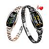 Новинка 2019 Смарт Часы H8 с цветным OLED дисплеем, замером давления и всеми функциями фитнес трекера, фото 2