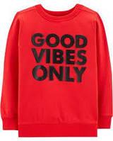 Кофта, светр для хлопчика carter's, розмір 5 Т (на ріст 105-112)