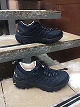 Мужские кроссовки Merrell Cиний/Бежевый 741-3, фото 3
