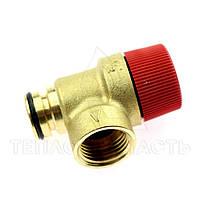 Предохранительный клапан (3 бар.) Ariston UNO, Microgenus Plus - 65103222, 997088