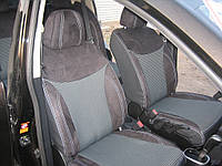 Nissan Tiida 2011 Авточехлы Premium