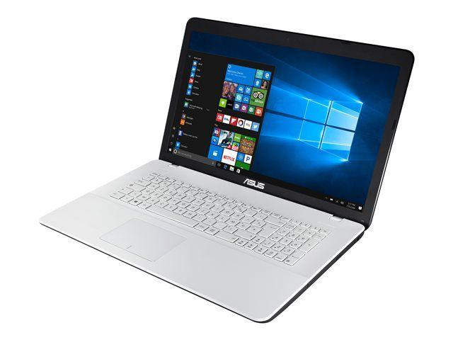 Ноутбук Asus F751YI-TY150T *