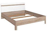 Ліжко двоспальне LOZ 160 (каркас) Ліберті Gerbor