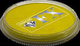Аквагрим Diamond FX металлик жёлтый 30 g