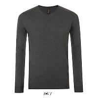 Мужской пуловер с v-образным вырезом GLORY