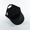 Бейсболка с нашивкой Velcro – Черная, фото 4