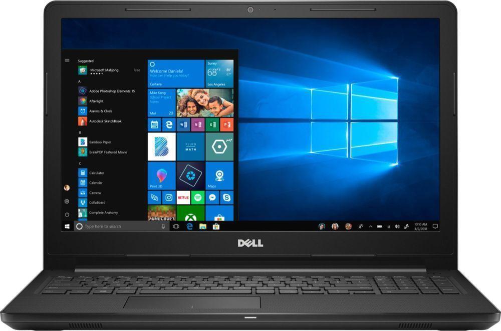 Ноутбук Dell Inspiron 3567 (i3567-3970BLK-PUS)