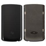 Задняя крышка для смартфона Fly DS130, черная, # 314300177