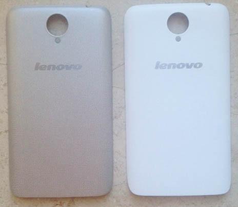 Задня кришка для смартфону Lenovo A516, біла
