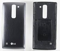 Задня кришка для смартфону LG H420, H422 Spirit Y70, сіра
