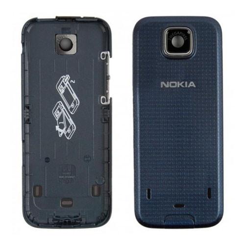 Задня кришка для телефону Nokia 7310sn, синя