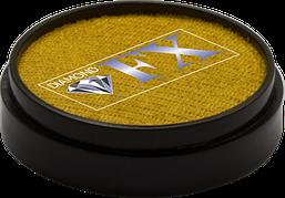 Аквагрим Diamond FX металлик золото 10 g