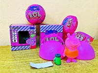 "Лялька ""LOL Surprise"" Свинка Пепа"