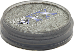 Аквагрим Diamond FX металлик серебро 10 g