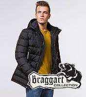 Куртка мужская зимняя Braggart Aggressive - 37533D графит