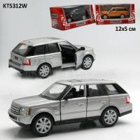 "Машинка металева ""KINSMART"" ""Range Rover"", в кор. 16*8*7см"