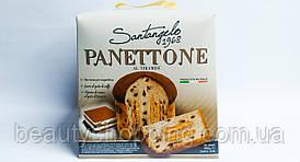 Pannetone Tiramisu Панеттоне Рождественский кекс с тирамису 908гр Италия