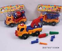 """Конструктор для дітей """"Машина"""" 6789-1"""
