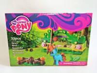 """Конструктор для дітей """"Little Pony"""" 16639"""