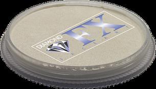 Аквагрим Diamond FX металлик белый 30 g, фото 2