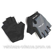 Перчатки XLC CG-S03 Apollo, черно-серые, S