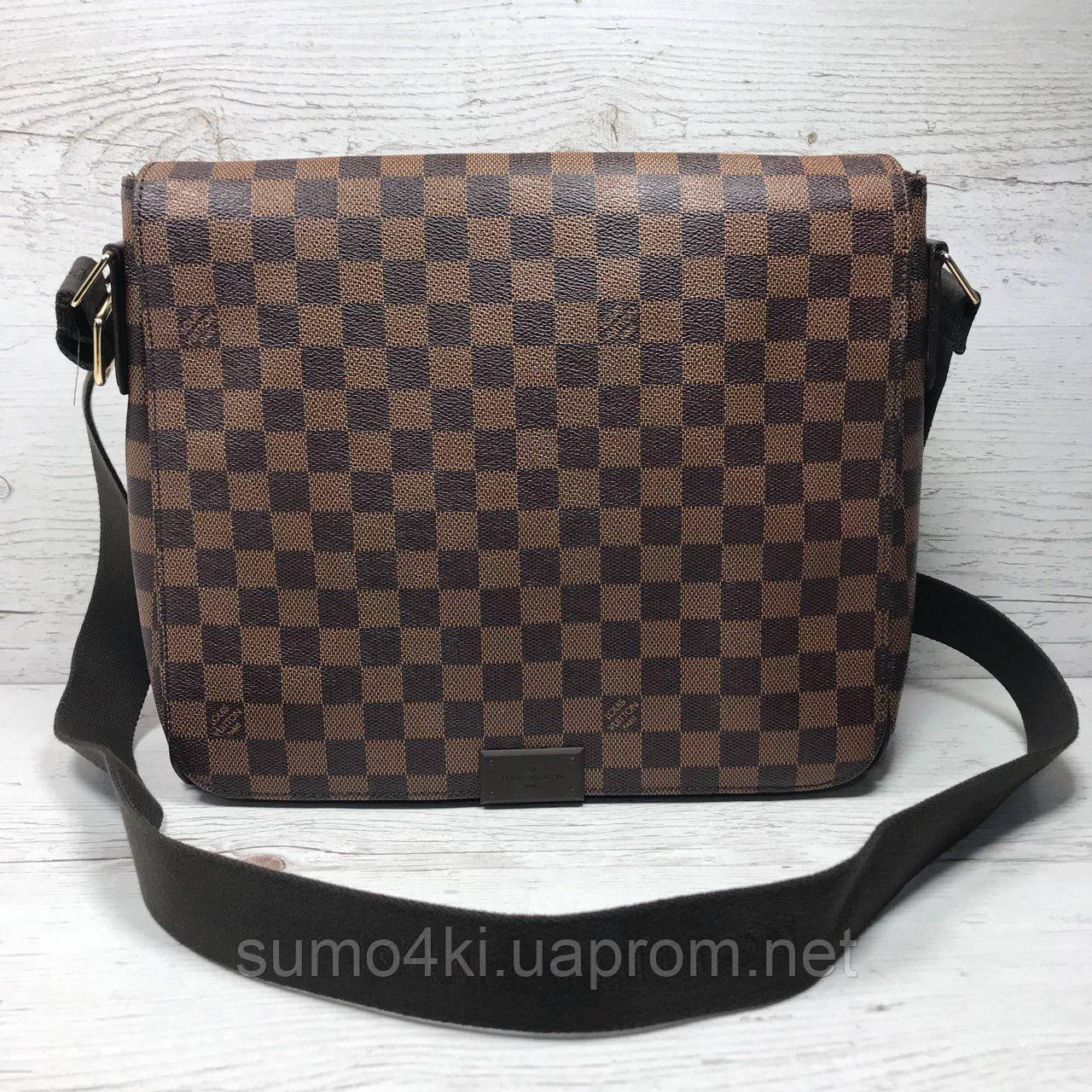 ef4d603171d6 Купить Мужскую сумку планшет через плечо Louis Vuitton Луи Виттон ...