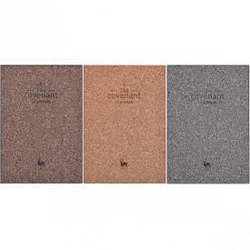 Блокнот 21×14,5 см интегральная обл. , кож/зам линия 25–65         25-65
