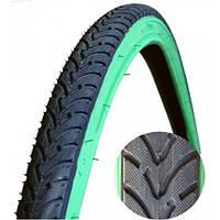 "Покрышка 26""х1.50 (40-559) ""Зеленый борт"" узкая велосипедная"