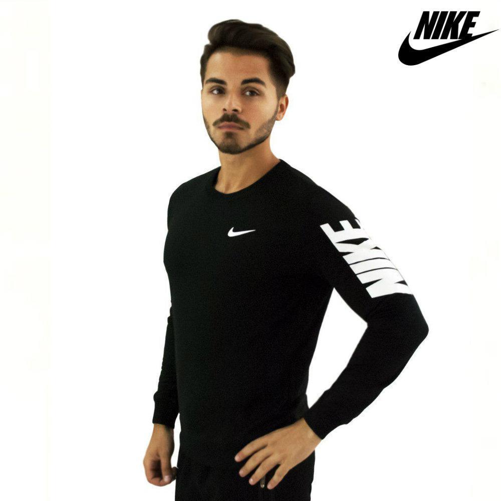 4d678d18 Купить Мужской свитшот Nike. Ткань двухнить. 70% коттон, 30% эластан ...