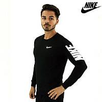 Мужской свитшот Nike. Ткань двухнить. 70% коттон, 30% эластан, фото 1
