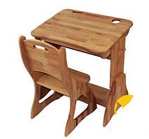 Детская парта трансформер + стул Моблер