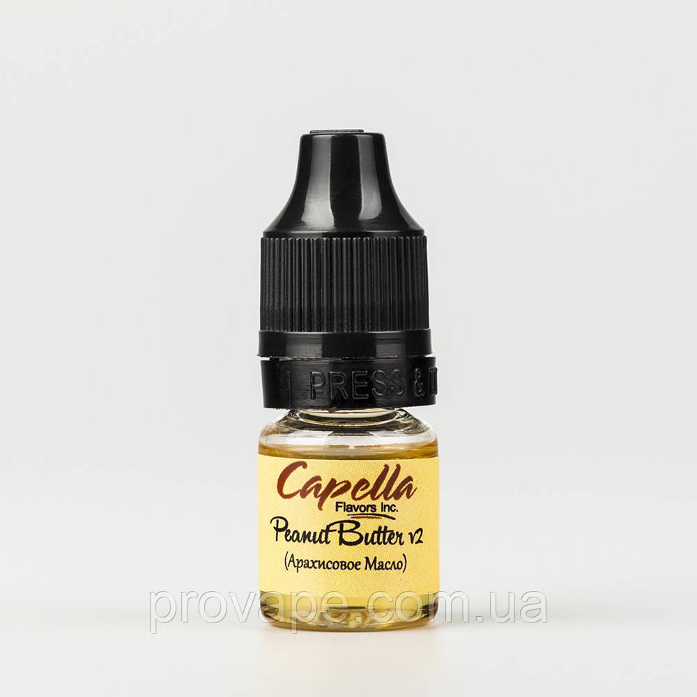 Peanut Butter V2 (Арахисовое Масло) - [Capella, 5 мл]