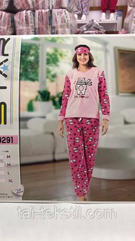 db622008e7e12 Пижама женская махра+флис и повязка для сна STAR: продажа, цена в ...