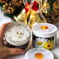 Сіль для ванни з маслом ромашки та череди / Соль для ванны с экстрактом ромашки SEQUOIA