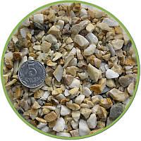 Грунт для аквариума, Светлый 5-10 мм, 10 кг
