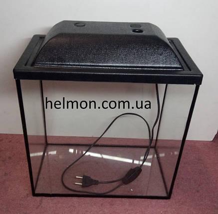 Аквариум 35*20*35 4 мм (25 л), фото 2