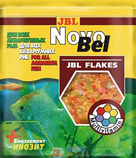 Корм хлопья JBL NovoBel 50 мл (САШЕТ)