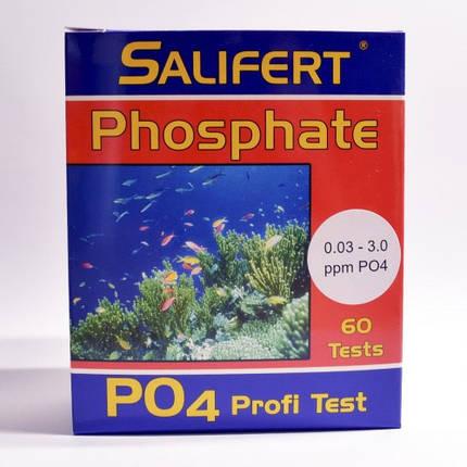 Salifert Phosphate (PO4) Profi Test - тест на фосфаты, фото 2