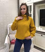 Невероятно красивый и модный свитер Оверсайз, фото 1